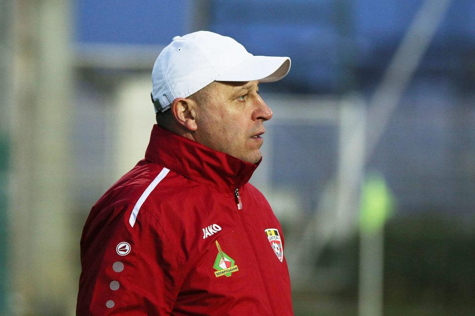 Лидер чемпионата Белоруссии «Шахтер» остался без главного тренера
