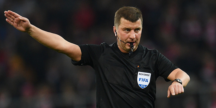 ЭСК единогласно признала две ошибки Вилкова в пользу «Локомотива» в матче против «Ростова»