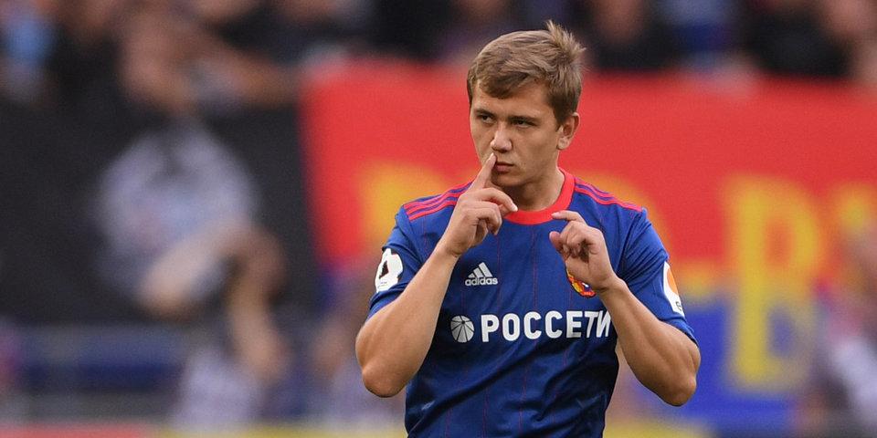 Иван Обляков: «Гончаренко — лучший тренер в России»