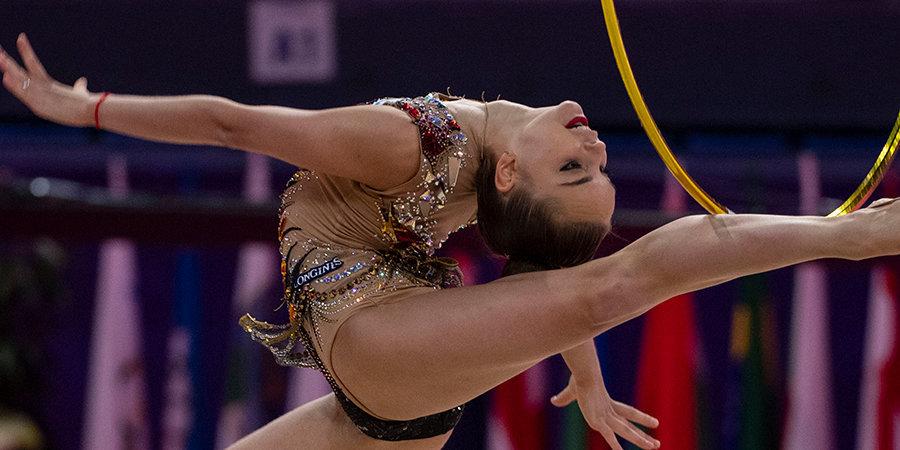 Исторический апокалипсис в Баку. Наши гимнастки теряют предметы и место в финале с обручем