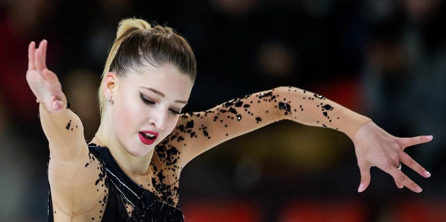 Сотскова объявила о наборе в группу фигурного катания. В сентябре сообщалось о ее 10-летней дисквалификации