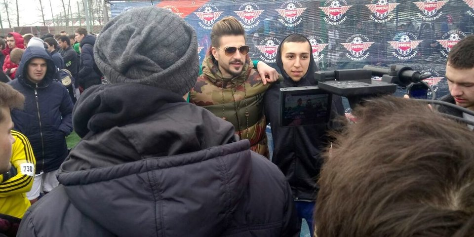 На кастинг реалити-шоу «Кто хочет стать легионером?» в Москве пришло больше 1000 человек