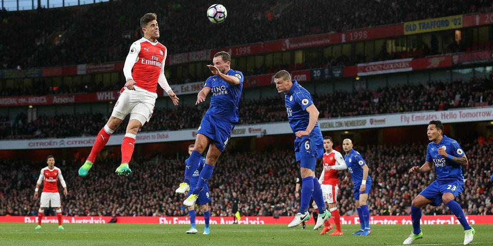 Невероятный камбэк в Лондоне. «Арсенал» - «Лестер»: голы и лучшие моменты