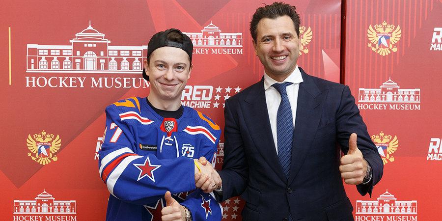 Геннадий Курдин: «Гусев в НХЛ попал не в ту команду и не на то место. Из него хотели сделать того, кем он не является»