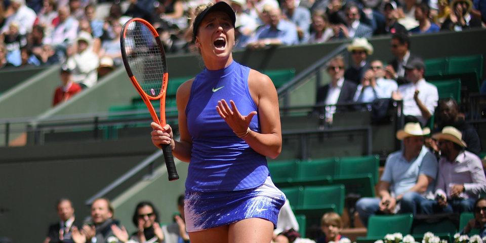 Свитолина защитила титул в Риме, уверенно победив Халеп