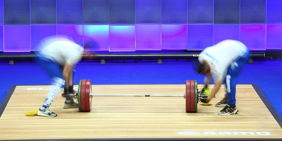 Ахмерова стала чемпионкой Европы в весовой категории до 87 килограммов