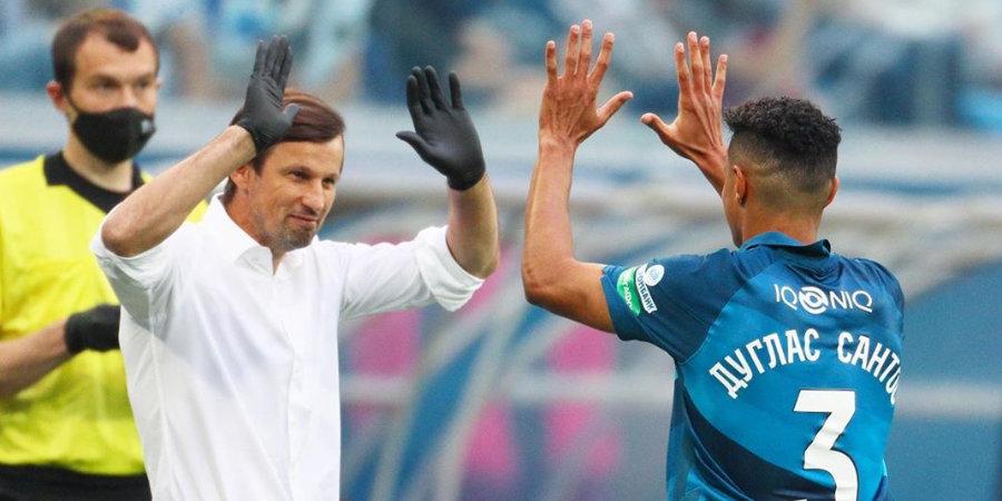 Дуглас Сантос: «Зенит» заботится о своих игроках. Семья всегда может рассчитывать на помощь в мое отсутствие»
