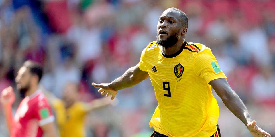 Бельгия разгромила Тунис в самом результативном матче ЧМ-2018