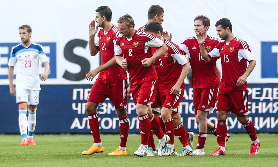 Белоруссия обыграла Сан-Марино и вышла в лигу С