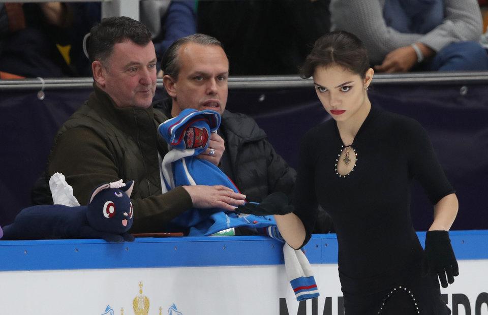 Брайан Орсер: «Однажды Медведева вспомнит эту короткую программу и поймет, что она помогла ей вырасти»