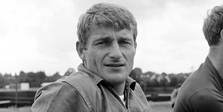 Умер чемпион мира по футболу 1966 года Роджер Хант