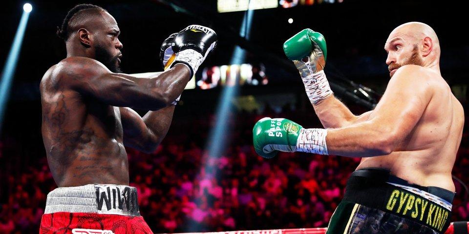 «Подрался бы с Фьюри опять». Русский боксер рассказал, как побеждал Тайсона Фьюри, а также разобрал его бой с Уайлдером