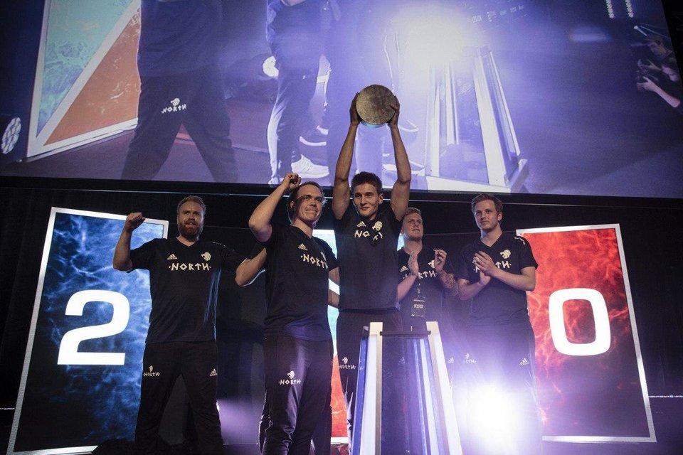 CS:GO: North — Чемпионы DreamHack Open Montreal 2017
