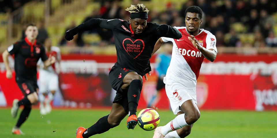 «Монако» и Головин снова не смогли победить, чуть не пропустив в большинстве. Лучшие моменты