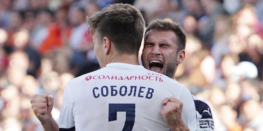«Крылья Советов» не будут продавать Соболева этим летом