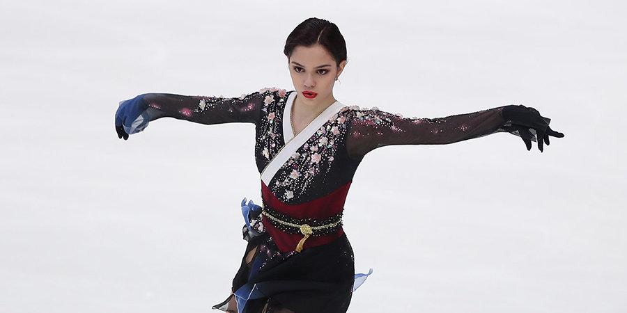 Наталья Бестемьянова — о Медведевой: «У юниорок такого качества катания еще нет, но четверные оцениваются намного выше»
