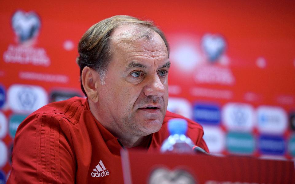 Владимир Вайсс: «В матче с Россией сборная Словакии будет играть на победу»