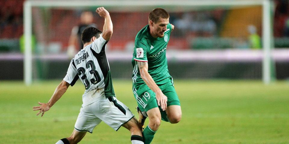 «Ахмат» и «Краснодар» выдали самый результативный матч тура: голы и лучшие моменты