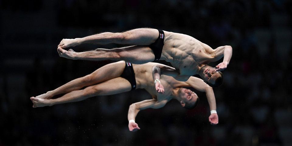 Бондарь и Минибаев планируют выступать вместе до Игр в Токио
