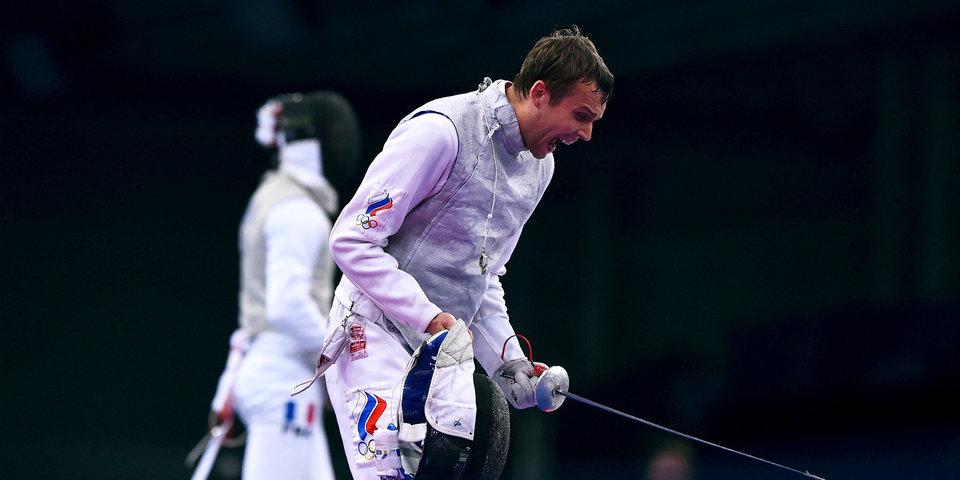Тренер: «В этот раз звезды сошлись так, что Жеребченко показал прекрасное фехтование»