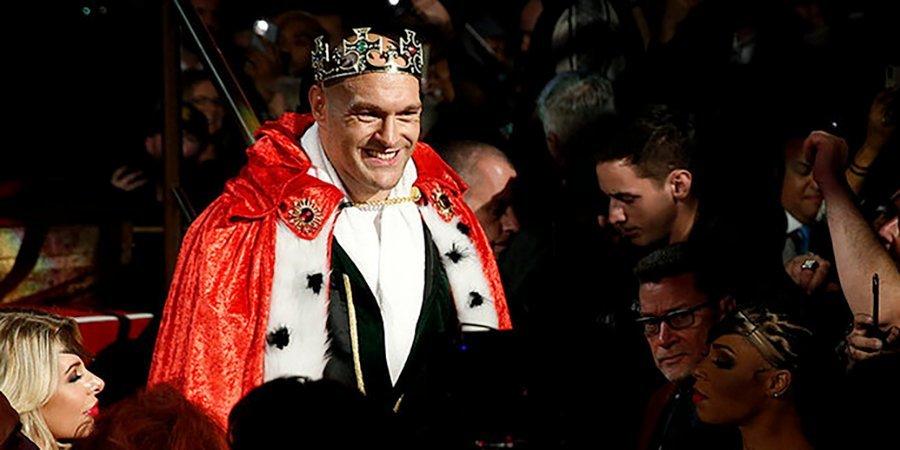 The Ring назвал Фьюри и Лопеса лучшими боксерами 2020 года