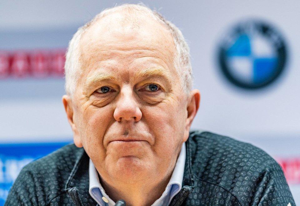 IBU сделал заявление в связи с обысками в сборной России