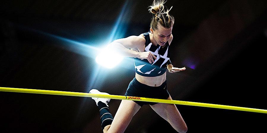 Сидорова завоевала серебряную медаль для России в легкой атлетике