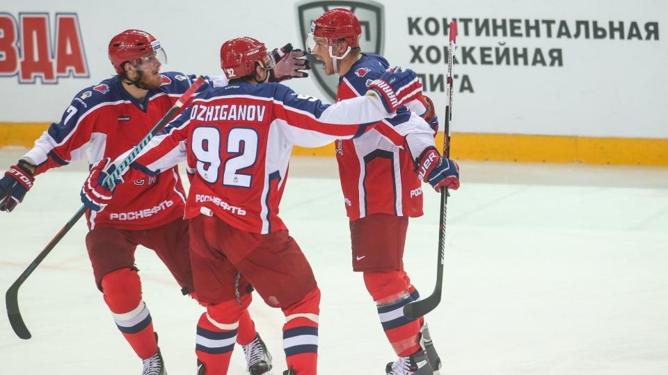 Иван Телегин: «Был стимул победить и показать, как в России играют в хоккей»