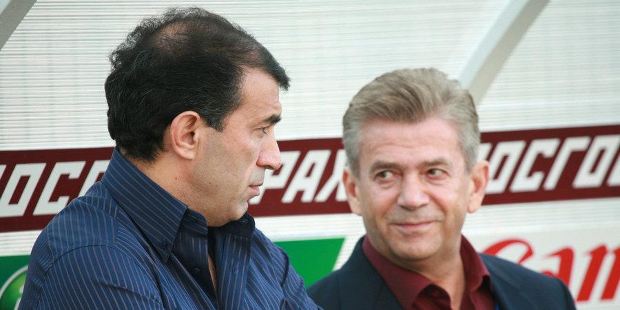 Экс-капитан «Амкара» Алексей Попов: «Просто так бы Чупраков не вернулся на должность президента клуба»