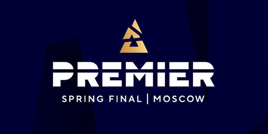 Virtus.pro и forZe выступят в закрытой квалификации к BLAST Premier Spring Showdown