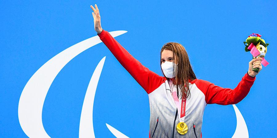 Семь золотых наград, два мировых рекорда и подъем в медальном зачете. Итоги среды на Паралимпиаде для сборной России