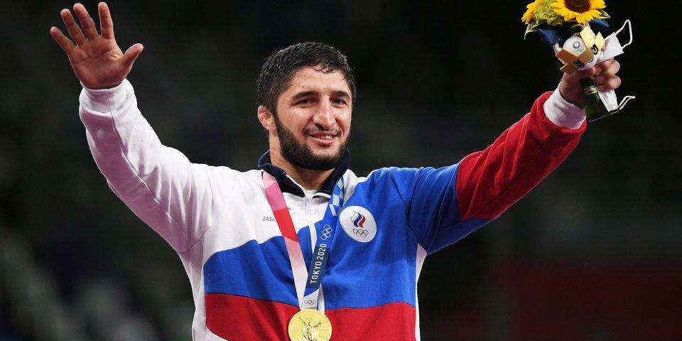 Двукратный олимпийский чемпион Садулаев вошел в состав сборной России на чемпионат мира