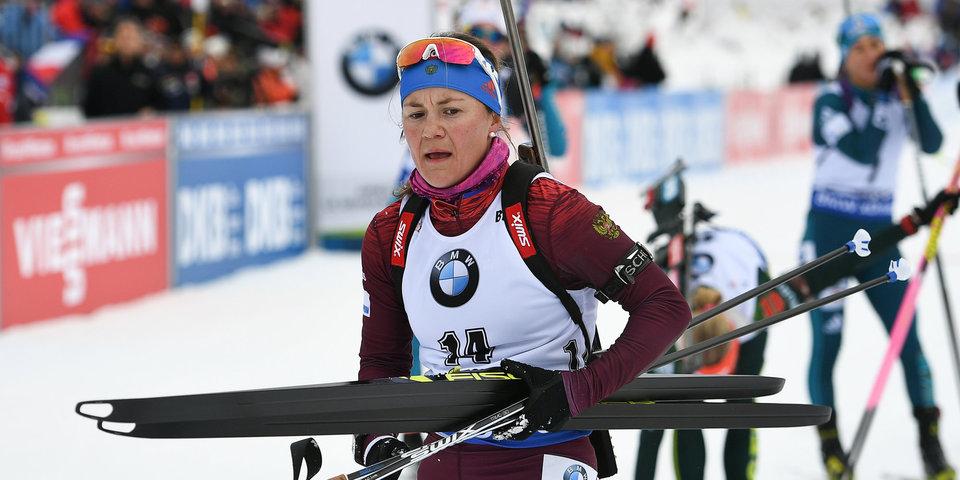 Екатерина Юрлова-Перхт: «Стараюсь забыть ситуацию с Олимпийскими играми. Этого уже не вернуть»