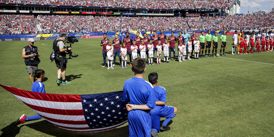 Коста-Рика и Канада сыграли вничью в матче Золотого кубка КОНКАКАФ