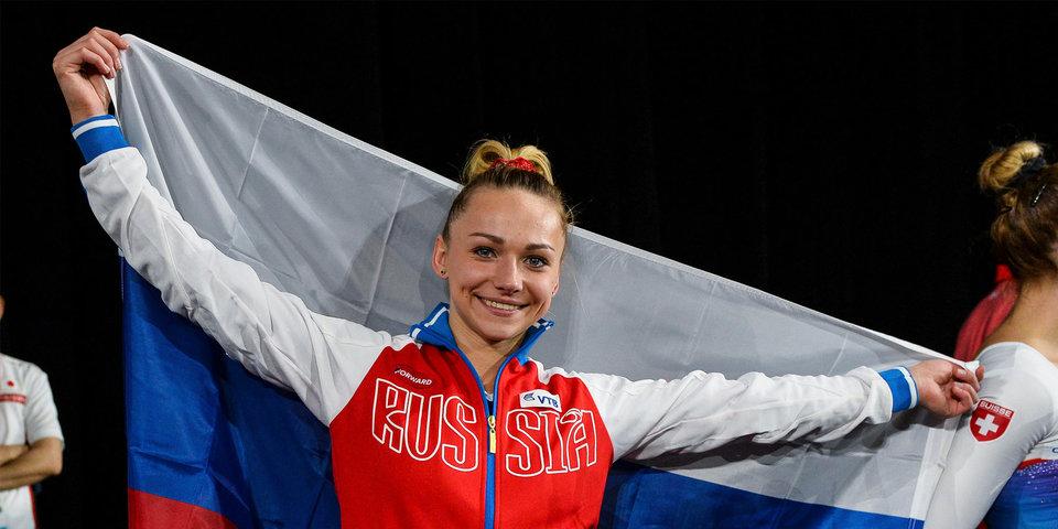 Четыре медали за один день на чемпионате мира. Россия догоняет Китай