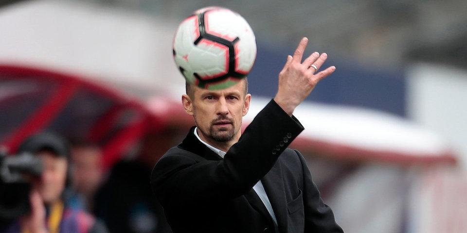 Сергей Семак: «Хотелось бы забивать больше и заканчивать такие игры спокойнее»