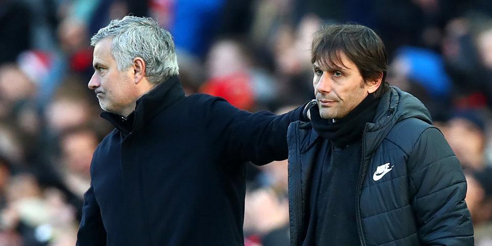 СМИ: Моуринью возглавит «Реал», Конте — «Манчестер Юнайтед»