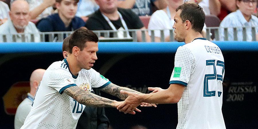 Роберто Карлос: «Мне хотелось бы, чтобы Смолов всем показал, что такое русский футбол»