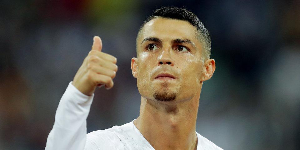Налоговая служба Испании вернула Роналду более 2 миллионов евро