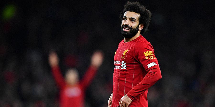 «Ливерпуль» забил «Саутгемптону» четыре безответных мяча