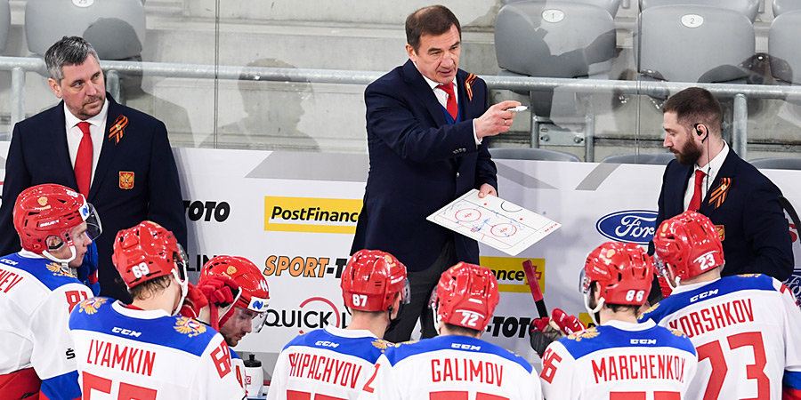 Сборная России установила рекорд по продолжительности победной серии на этапах Евротура