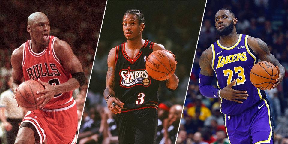 1990-е, 2000-е, 2010-е. Символы эпохи, которыми запомнятся три десятилетия НБА