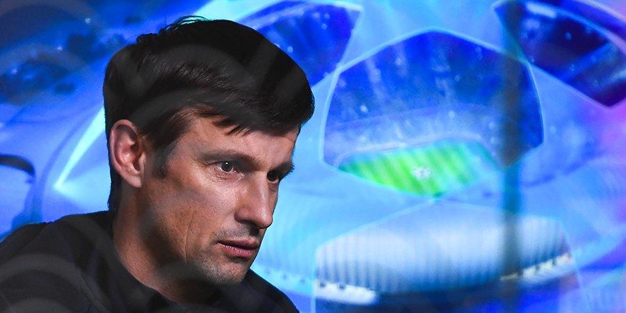 Сергей Семак: «Сейчас у «Зенита» нет ни одного конкретного предложения ни на одного игрока»