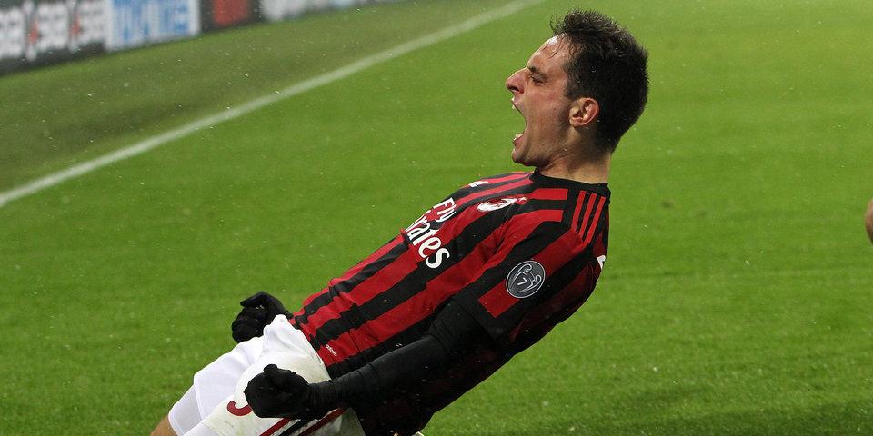 «Милан» переиграл «Сампдорию»