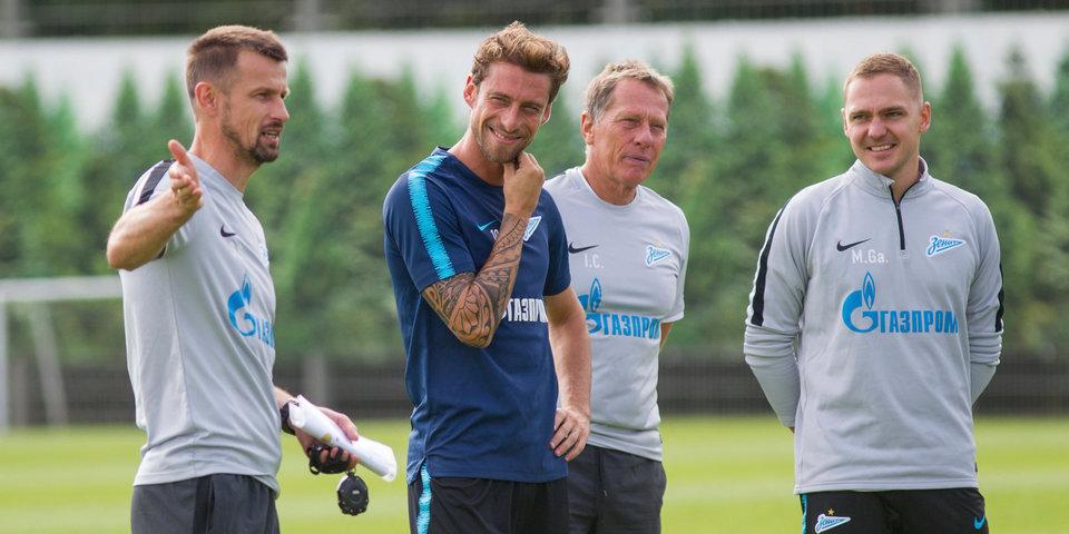 Бранислав Иванович: «На тренировках видно, что Маркизио очень мотивирован»