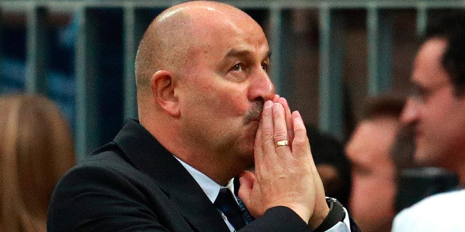 Станислав Черчесов: «Мне понравилось, как команда отреагировала на ситуацию в матче»