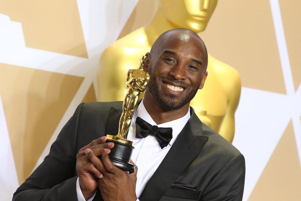 На «Оскаре» почтили память Коби Брайанта