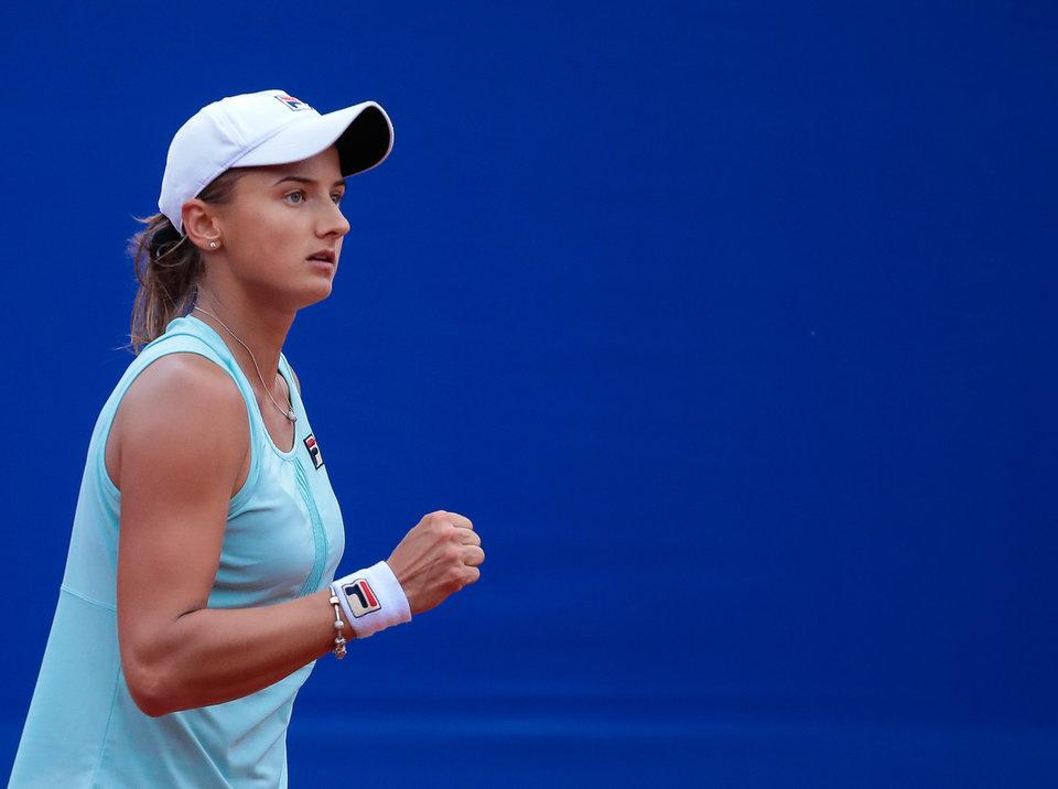 Россиянка Флинк не сумела выйти в четвертьфинал турнира в Осаке