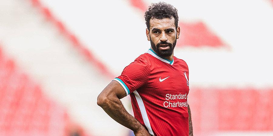 СМИ: «Ливерпуль» не спешит продлевать контракт с Салахом
