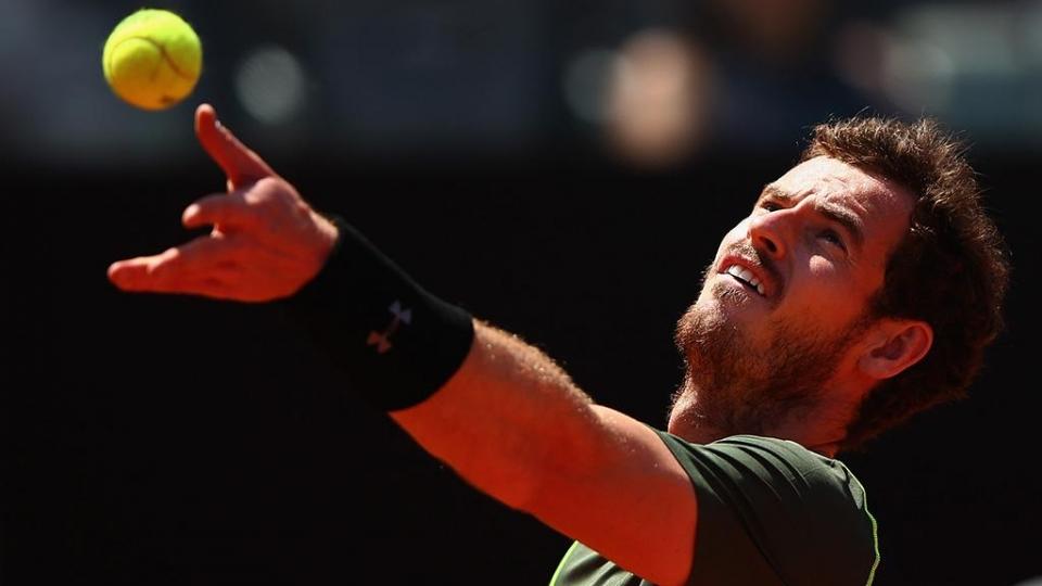 Маррей — на вершине рейтинга ATP, Федерер — вне топ-10
